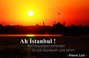 İstanbul Sözleri